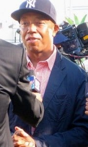 Russell Simmons at the 2008 VMAs