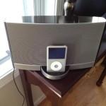 My Bose SoundDock