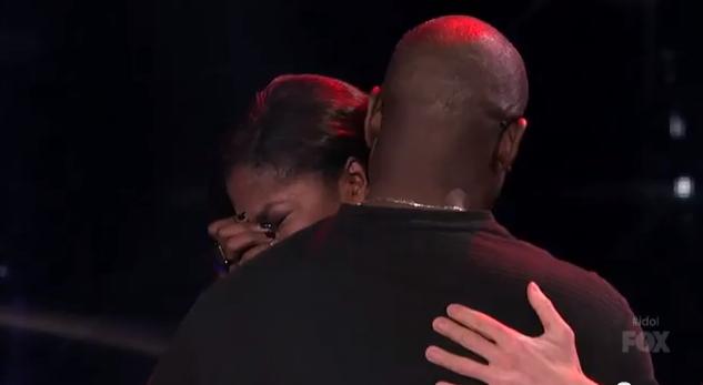 Screen shot via American Idol's YouTube channel