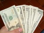 Money...