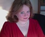 Jenny wears red.