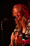 Eddi Reader in concert.