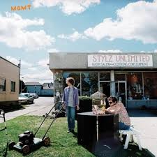 MGMT self-titled