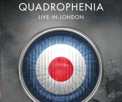 Quadrophenia anniversary tour cover
